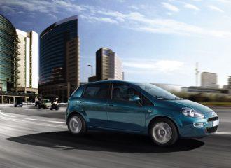 Fiat Punto 1.4 70 PS Natural Power VS Punto 1.4 77 PS LPG