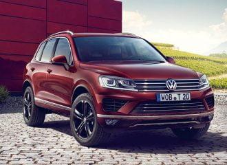 Νέο VW Touareg Executive Edition περιορισμένης παραγωγής