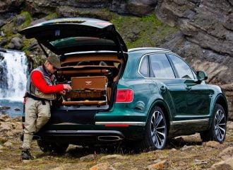 Bentley Bentayga με ειδικό χειροποίητο κιτ… ψαρέματος!