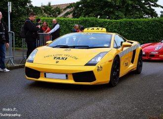 Lamborghini Gallardo Taxi για… σφαιράτες κούρσες!