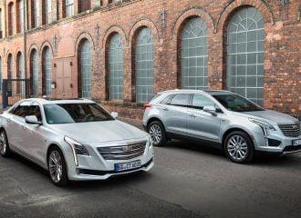 Απόβαση των νέων Cadillac CT6 και XT5 στην Ευρώπη