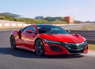 Πλήρη τεχνικά στοιχεία για το νέο Honda NSX (+video)