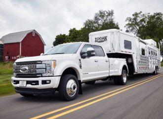 Νέο Ford F-Series Super Duty με ελκτική ικανότητα 14.700 κιλών!