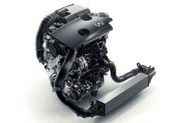 Πρώτος παγκοσμίως κινητήρας μεταβλητής συμπίεσης της Infiniti