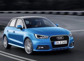 Audi A1 1.0 TFSI 95 hp