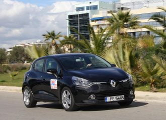 Renault Clio 0.9 TCe 90 hp