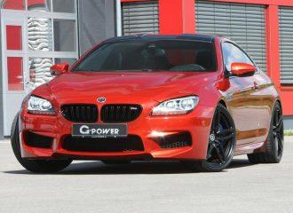 Εκρηκτική BMW M6 Coupe με απόδοση έως 800 ίππων!