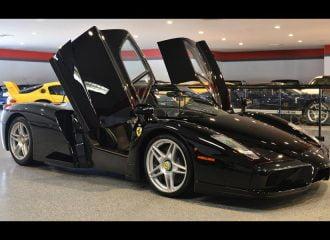 Εξαιρετικά σπάνια Ferrari Enzo για μερικά εκατομμυριάκια…