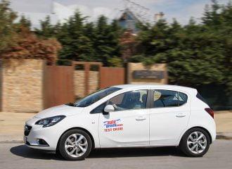 Opel Corsa 1.0 Turbo 115 hp