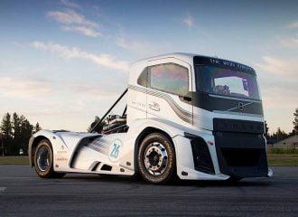 Τράκτορας Volvo ισχύος 2.400 ίππων έκανε νέα ρεκόρ ταχύτητας!