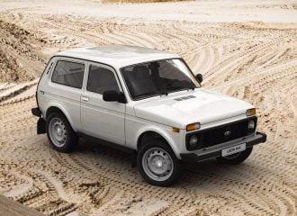 Δοκιμή Lada Niva 1.7 (2004-2009)