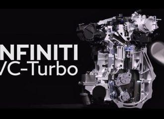 Κινητήρας turbo μεταβλητής συμπίεσης της Infiniti (+video)