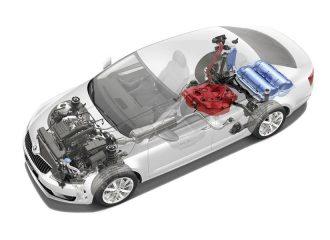 Skoda Octavia 1.4 TGI G-TEC 110 hp VS Octavia 1.6 TDI 110 hp