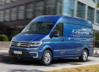 Νέο ηλεκτρικό VW e-Crafter θα μπει στην παραγωγή το 2017
