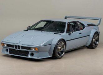 Αναπαλαιωμένη BMW M1 του 1979 είναι σαν καινούργια!