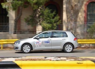 Volkswagen Golf 1.4 TGI 110 hp VS Golf 1.6 TDI 110 hp BlueMotion