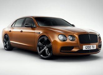 Η πιο σπορ Bentley Flying Spur W12 S των 635 ίππων!