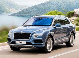 Νέα Bentley Bentayga Diesel με 436 ίππους και ροπή 900 Nm!