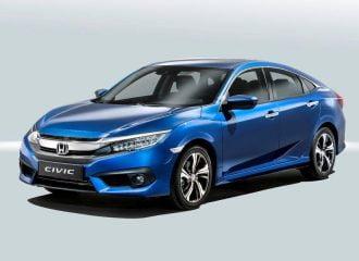Νέο Honda Civic Sedan 1.5 Turbo 182 PS για την Ευρώπη