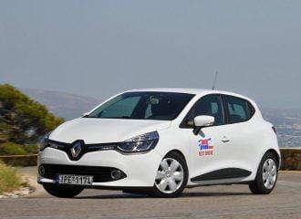 Renault Clio 1.2 75 PS από 11.610 ευρώ