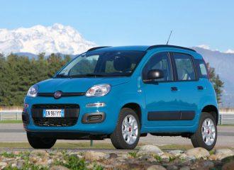 Fiat Panda 0.9 TwinAir 80hp CNG VS Panda 1.3 95hp diesel
