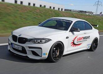 BMW M2 με 450 ίππους και τελική ταχύτητα 300 χλμ./ώρα