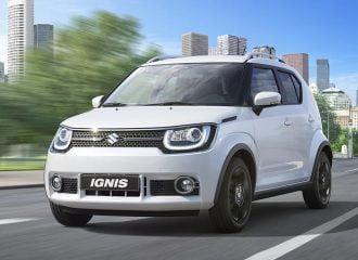 Νέο Suzuki Ignis 1.2 λτ. και 4WD (+τεχνικά χαρακτηριστικά)