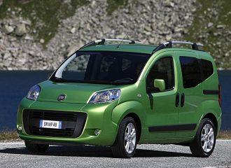 Fiat Qubo 1.4 70hp CNG VS Qubo 1.3 75hp diesel