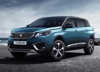 Νέο 7θέσιο SUV Peugeot 5008 με κινητήρες από 1.200 κ.εκ.