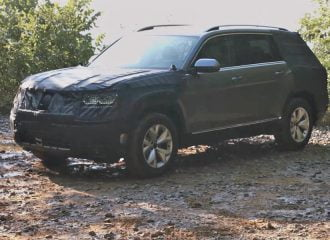 Νέο μεγάλο 7θέσιο SUV VW μήκους 5 μέτρων! (+video)