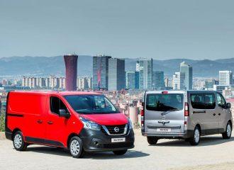 Νέο Nissan NV300 σε πολλές εκδόσεις και με 1.600άρη ντίζελ