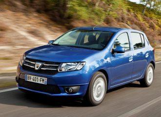 Dacia Sandero 1.2 75 PS από 9.860 ευρώ
