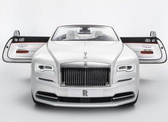 Νέα κολεξιόν Rolls-Royce Down για άνοιξη/καλοκαίρι 2017