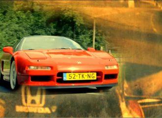 Αφιέρωμα στο Honda NSX και στον Senna