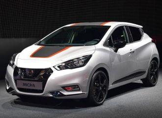 Το νέο Nissan Micra στην Έκθεση Αυτοκίνηση 2016