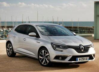 Το νέο Renault Megane στην έκθεση «Αυτοκίνηση 2016»