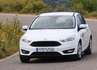 Ford Focus ECOnetic 1.5 TDCi 95PS με τιμή από 17.754 ευρώ