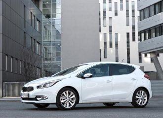 Kia Cee'd 1.4 CRDi 90 hp με τιμή από 16.690 ευρώ
