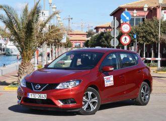 Nissan Pulsar 1.5 dCi 110 hp με τιμή από 18.450 ευρώ