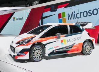 Αποκαλυπτήρια του νέου Toyota Yaris WRC (+video)