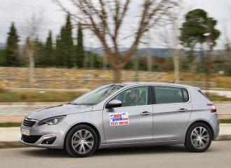 Peugeot 308 1.6 BlueHDi 100 με τιμή από 20.900 ευρώ