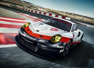 Η πολεμική Porsche 911 RSR με 510 ίππους