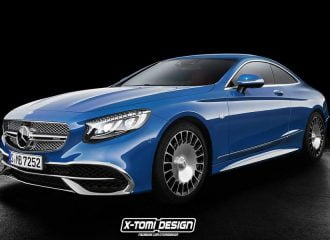 Η Mercedes-Maybach των 300.000 ευρώ και σε κουπέ