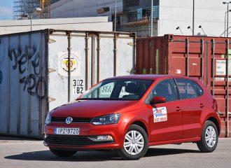 VW Polo ντίζελ 1.4 TDI 75 hp 5d: Τιμή από 14.800 ευρώ