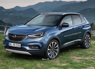 Η Opel ετοιμάζει νέο μεγάλο SUV Grandland X