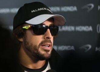Ο Alonso απείλησε αντίπαλό του πως θα πέσει επάνω του
