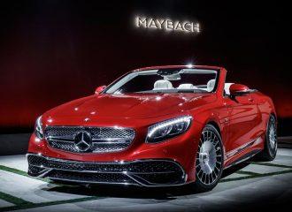Η ανοικτή Mercedes-Maybach των 300.000 ευρώ!