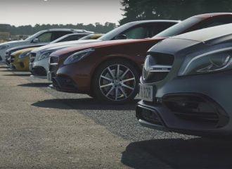 Εμφύλιος Mercedes-AMG. Μάχη 3.270 αλόγων (+video)
