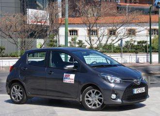Toyota Yaris ντίζελ 1.4 D-4D 90 hp: Τιμή από 15.290 ευρώ