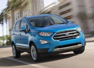Ανανεωμένο Ford EcoSport και με τετρακίνηση